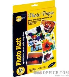 Papier foto Yellow One A4 140g A50 mat. (4M140)