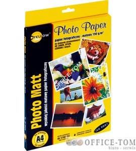 Papier foto Yellow One A4 190g A50 mat. (4M190)